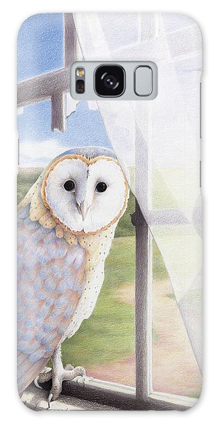 Owl Galaxy Case - Ghost In The Attic by Amy S Turner