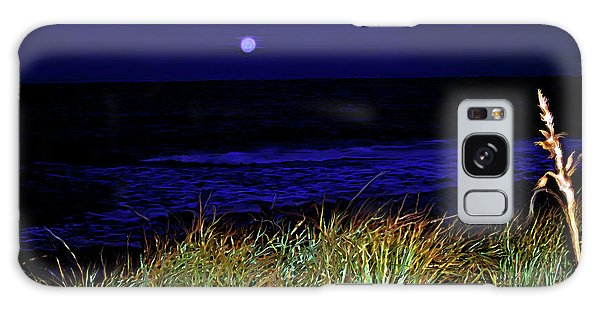 Ghost Moon Galaxy Case