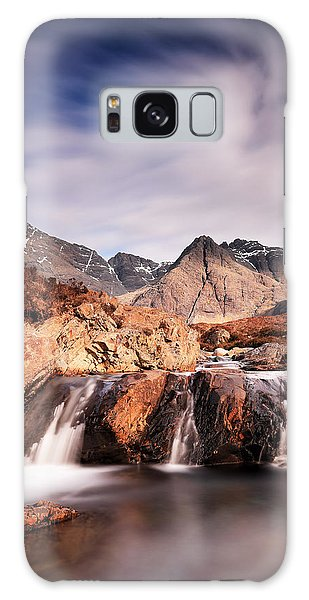 Fairy Pools Galaxy Case - Ghost Of The Fairy Pools by Grant Glendinning