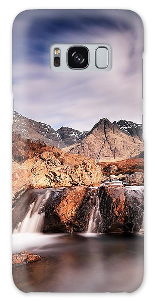 Fairy Pools Galaxy S8 Case - Ghost Of The Fairy Pools by Grant Glendinning