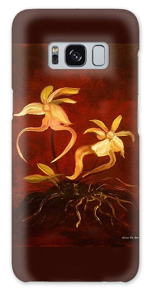 Ghost Orchids Galaxy Case
