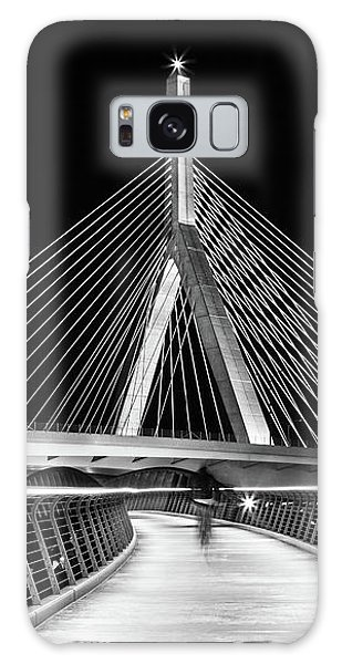 Ghost Rider At Zakim Bridge Galaxy Case