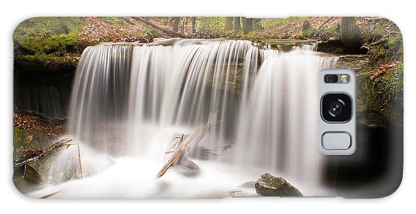 Crossville Galaxy Case - Ghostly Waterfall by Douglas Barnett