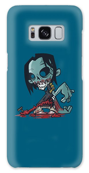 Ghoul T-shirt Galaxy Case