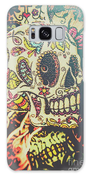 Voodoo Galaxy Case - Ghoul Of Gothic Glam  by Jorgo Photography - Wall Art Gallery
