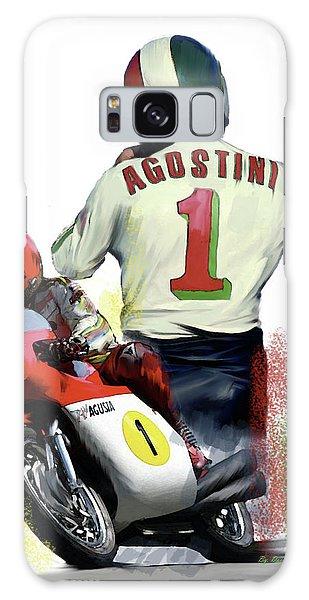 Giacomo Agostini  Ago Galaxy Case