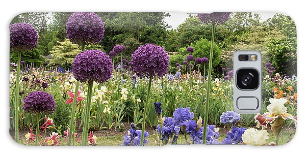 Giant Allium Guards Galaxy Case
