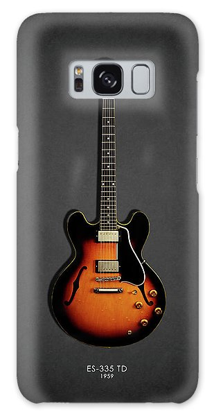 Guitar Galaxy Case - Gibson Es 335 1959 by Mark Rogan