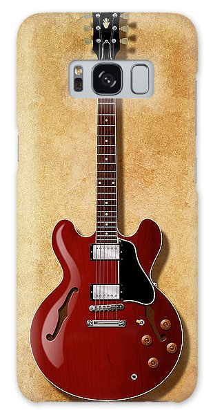 Semis Galaxy Case - Gibson Es-335 Since 1958 by WB Johnston