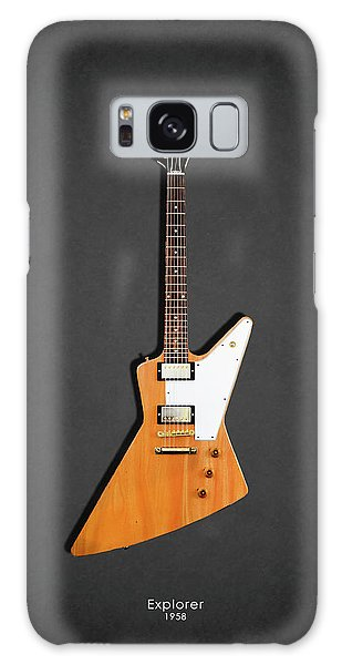 Guitar Galaxy Case - Gibson Explorer 1958 by Mark Rogan