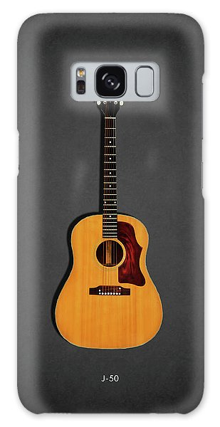Guitar Galaxy Case - Gibson J-50 1967 by Mark Rogan