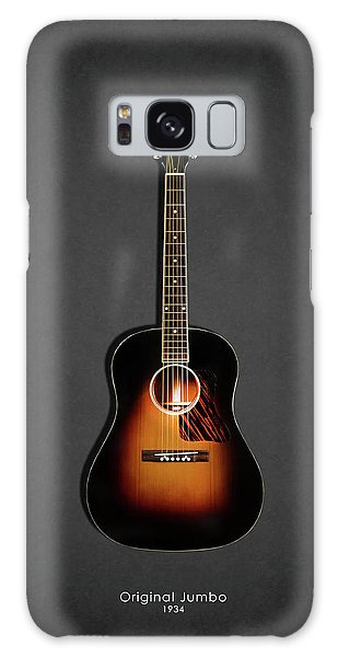 Guitar Galaxy Case - Gibson Original Jumbo 1934 by Mark Rogan