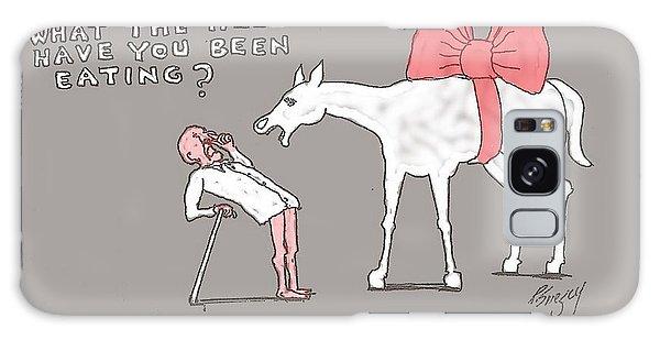 Gift Horse Galaxy Case