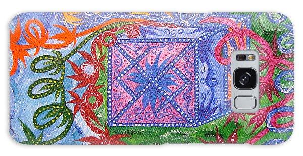 Galaxy Case - Gift by Joanna Pilatowicz