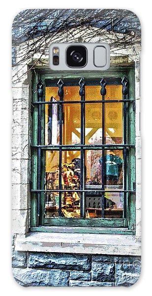 Gift Shop Window Galaxy Case
