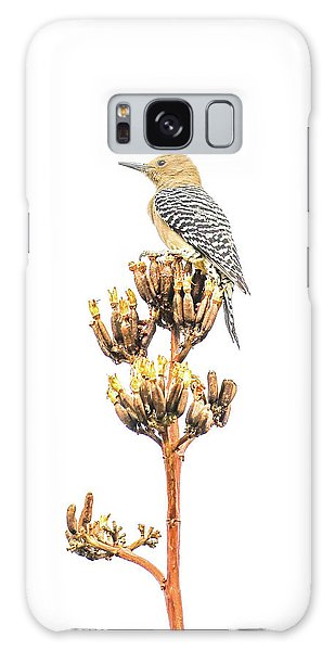 Gila Woodpecker Galaxy Case