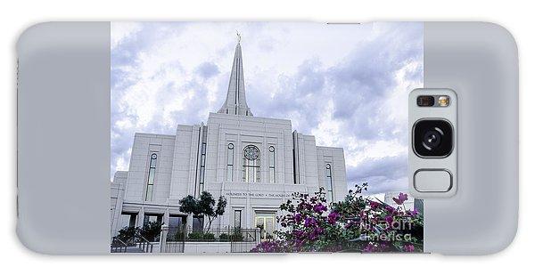 Gilbert Arizona Lds Temple 2 Galaxy Case