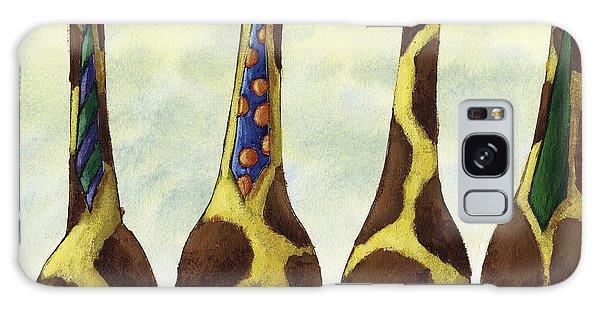 Giraffe Neckties Galaxy S8 Case