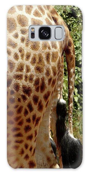 Giraffe Tails Galaxy Case