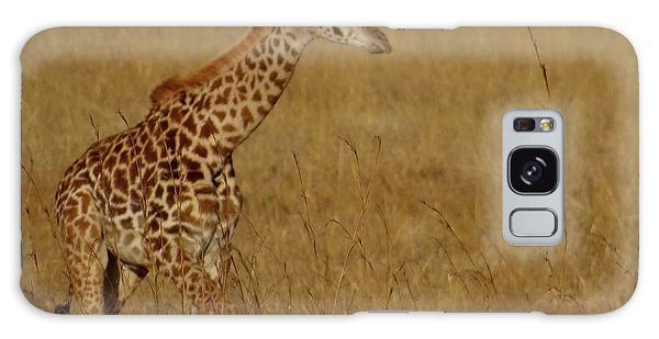 Exploramum Galaxy Case - Giraffes On A Walk 2 by Exploramum Exploramum
