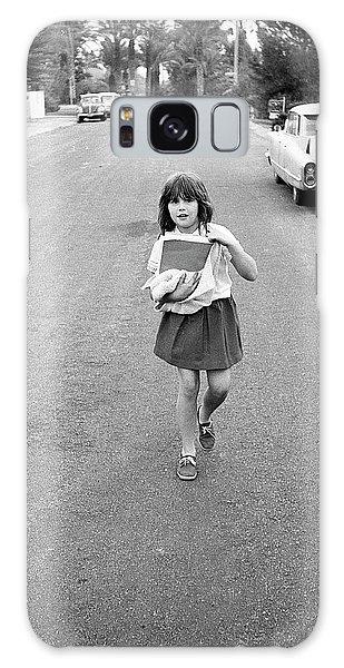 Girl On 13th Street, 1971 Galaxy Case