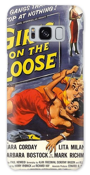 Girls On The Loose Galaxy Case