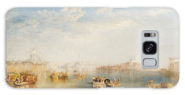 Boat Galaxy S8 Case - Giudecca La Donna Della Salute And San Giorgio  by Joseph Mallord William Turner
