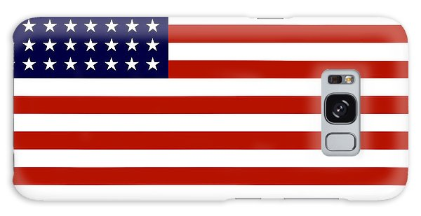 Ww2 Galaxy Case - Give It Your Best American Flag by War Is Hell Store