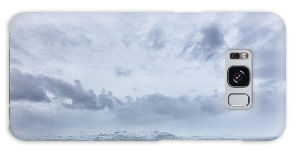 Glacial Lagoon Iceland Galaxy Case