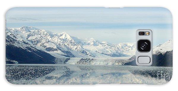 Glacier Bay Reflections Galaxy Case by Susan Lafleur