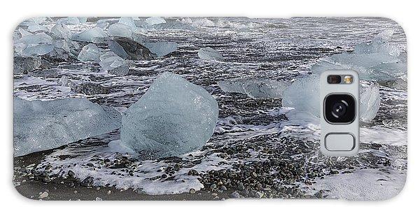 Glacier Ice 3 Galaxy Case
