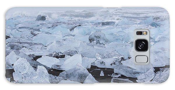 Glacier Ice Galaxy Case