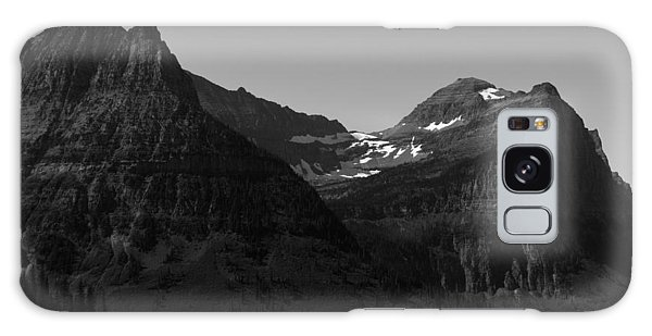 Glacier National Park 2 Galaxy Case