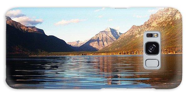 Glacier National Park 7 Galaxy Case