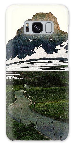 Glacier National Park 8 Galaxy Case