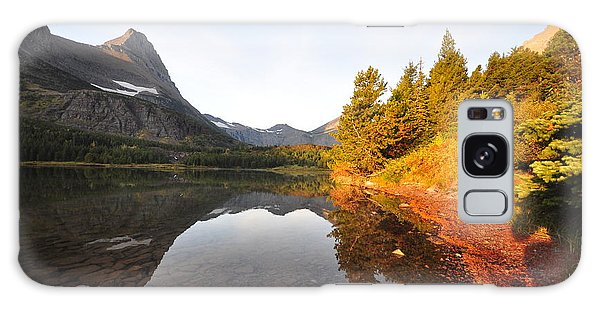 Glacier National Park Galaxy Case