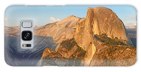Glacier Point Panorama Galaxy Case