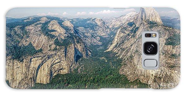 Glacier Point Yosemite Np Galaxy Case