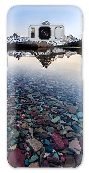 Glacier Skittles Galaxy Case by Aaron Aldrich