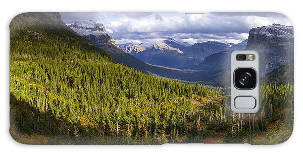 Montana Galaxy Case - Glacier Storm by Chad Dutson