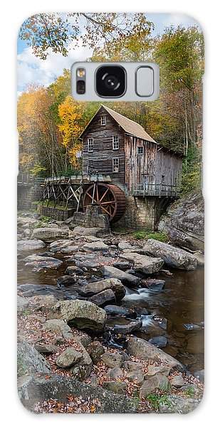 Glade Creek Grist Mill Babcock State Park Galaxy Case