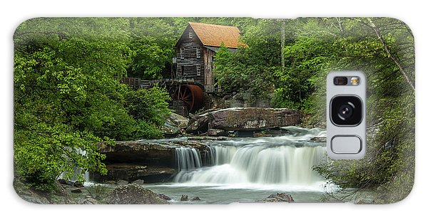 Glade Creek Grist Mill In May Galaxy Case