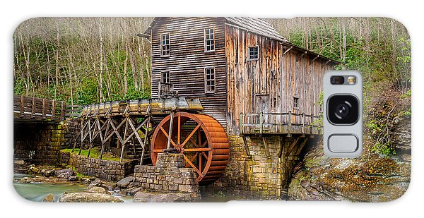 Glade Creek Grist Mill Galaxy Case by Steve Zimic
