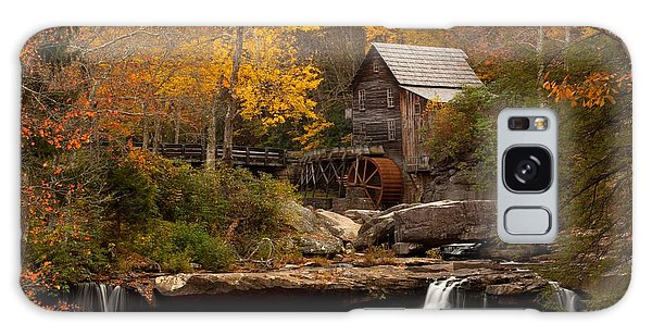 Glades Creek Mill Galaxy Case by Doug McPherson