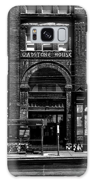 Galaxy Case featuring the photograph Gladstone Hotel Toronto Canada No 1 by Brian Carson