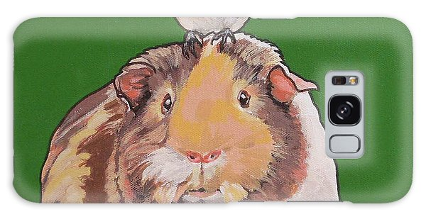 Gladys The Guinea Pig Galaxy Case