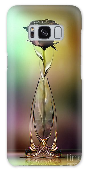 Glasblower's Rose Galaxy Case by Johnny Hildingsson