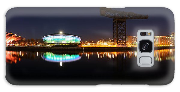 Glasgow Clyde Panorama Galaxy Case