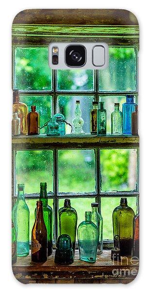 Glass Bottles Galaxy Case