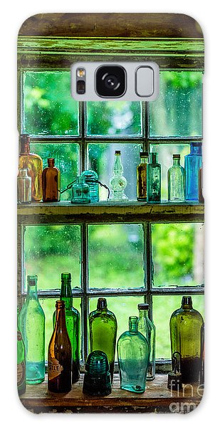 Glass Bottles Galaxy Case